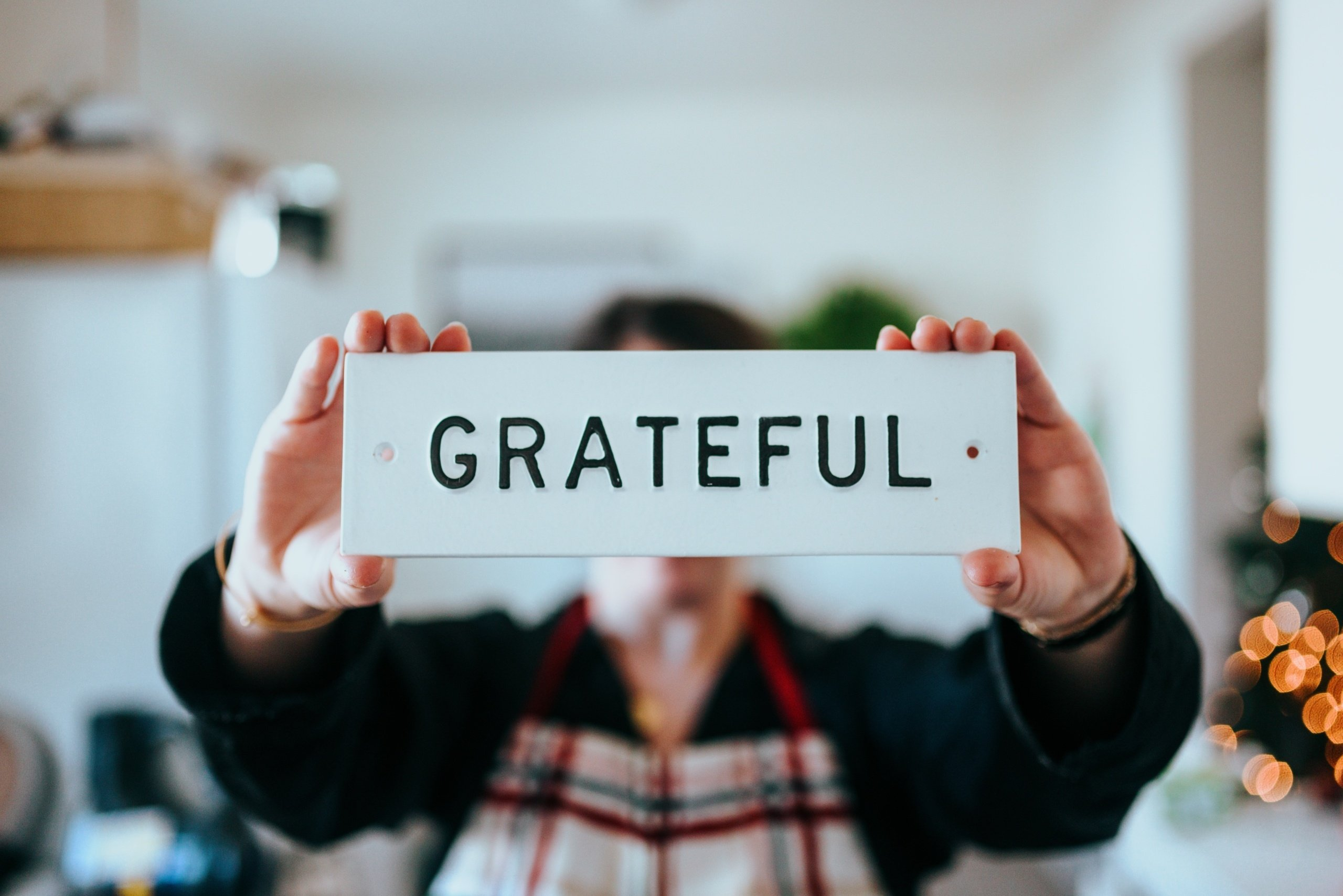 Growing Gratitude in Four Steps